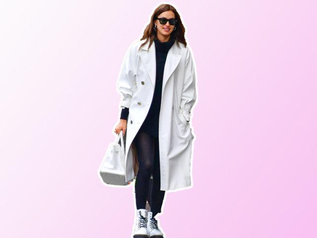 На прикладі Ірини Шейк: як носити Dr. Martens