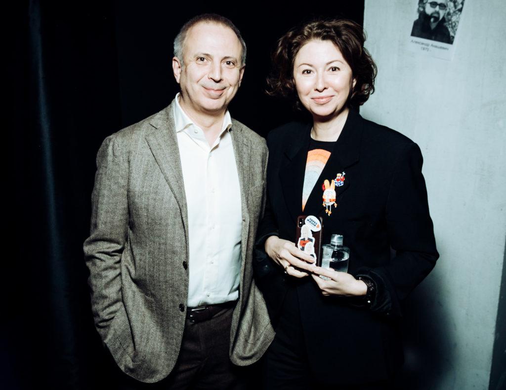 Владимир и Лиана Сорокины