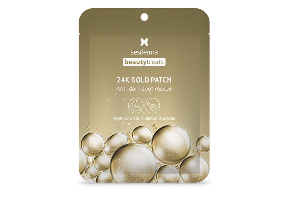 Маска-патчи под глаза 24k Gold Patch, Beautytreats,  Sesderma 670 р.