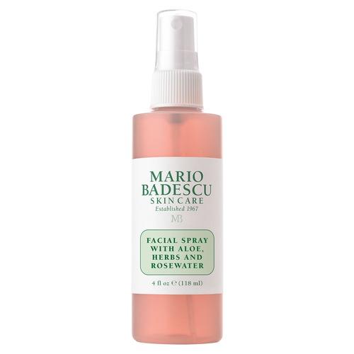 Спрей для лица с алоэ, травами и розовой водой Mario Badescu, от 710 р.