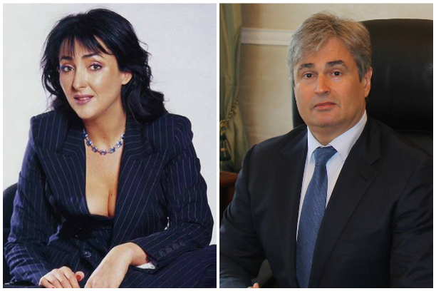 Лолита и Виталий Милявский