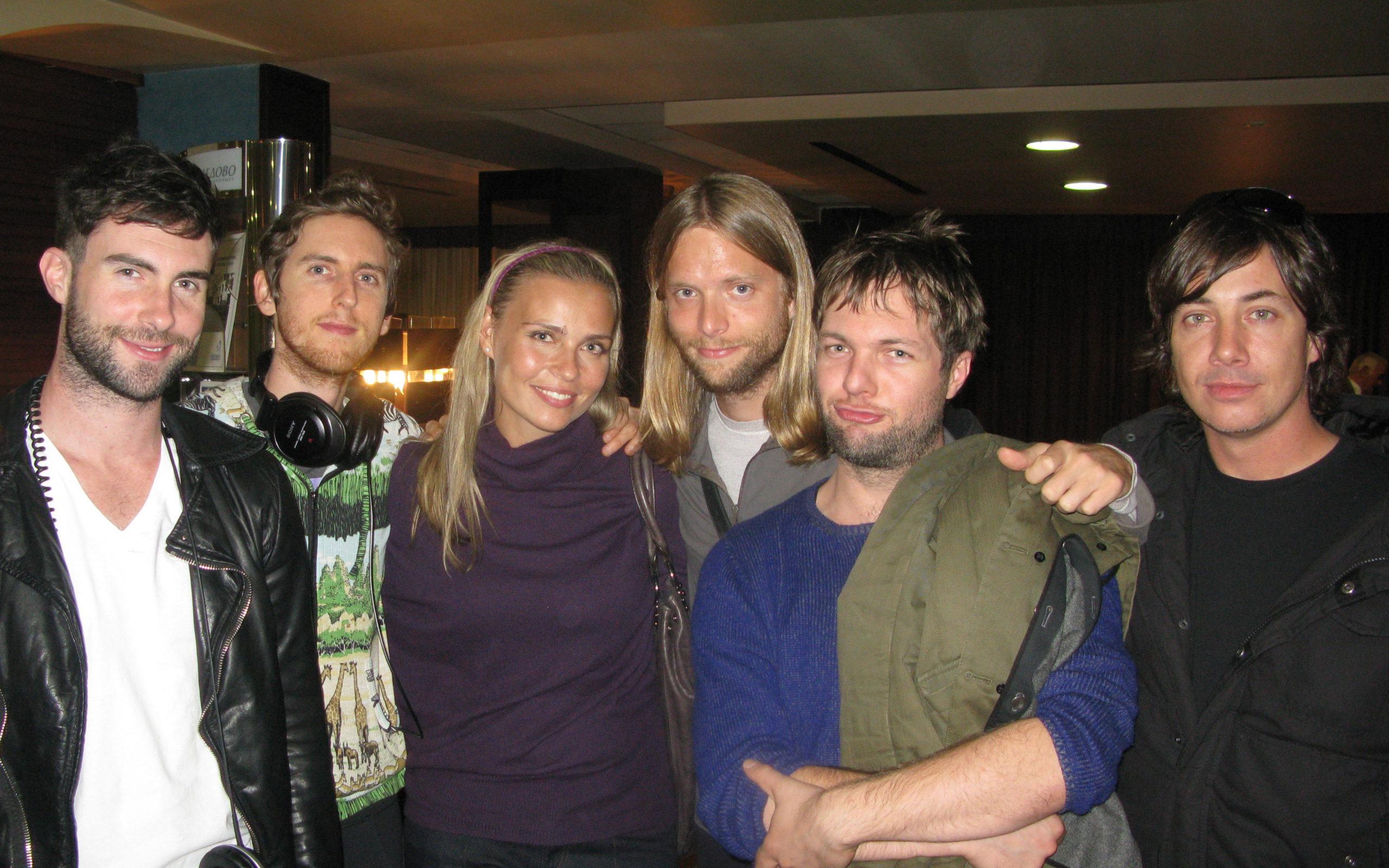 С Maroon 5