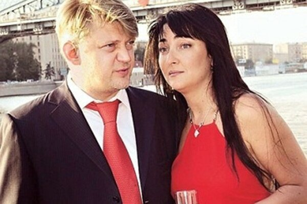 Лолита и Александр Зарубин
