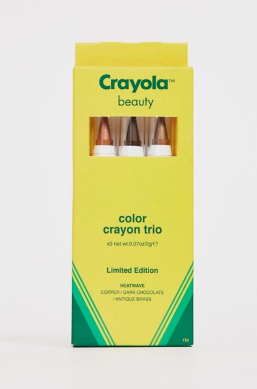 Набор из трех карандашей для макияжа Crayola Heat Wave, 1590 р.