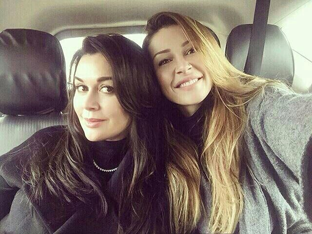 Анастасия и Анна Заворотнюк