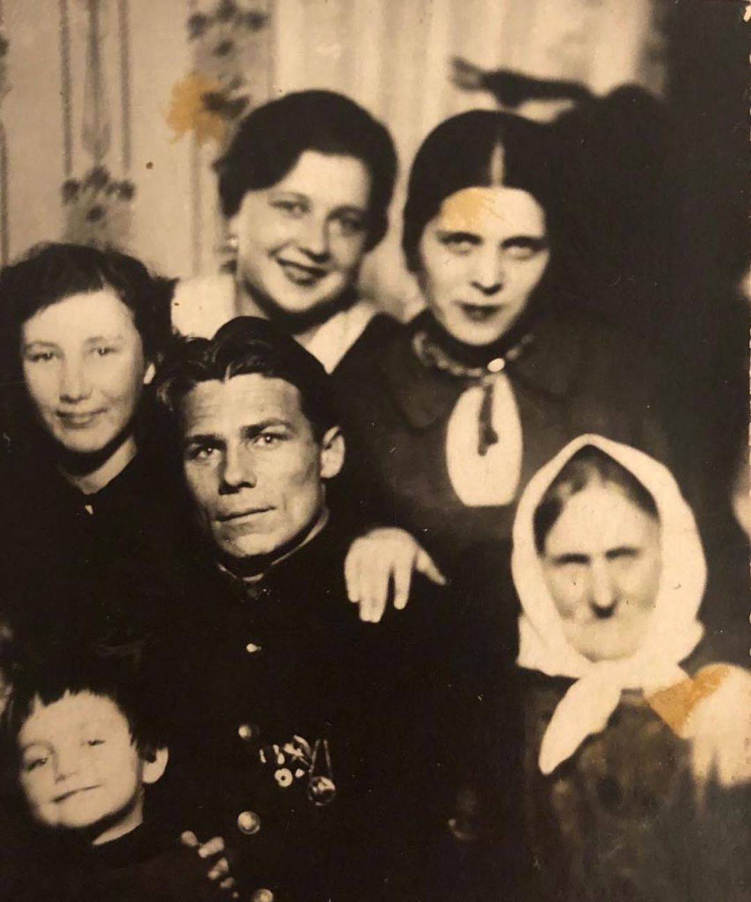 Александр Семенович Броневицкий с Эрикой Карловной Вебер