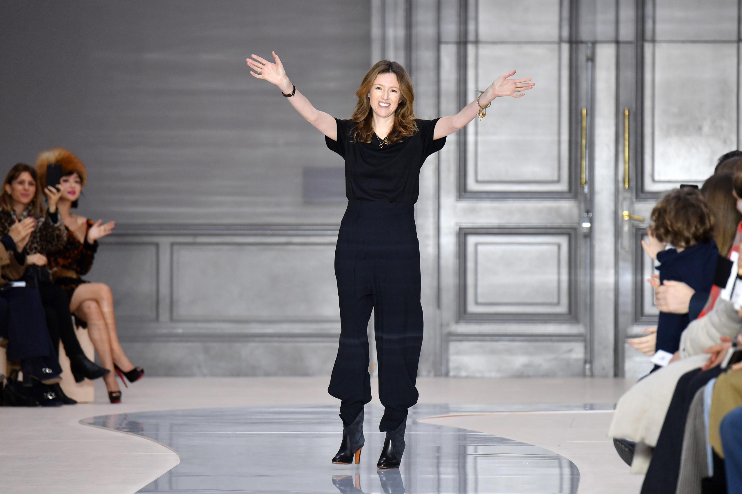 Клэр Уэйт Келлер покидает Givenchy: собрали лучшие платья от дизайнера