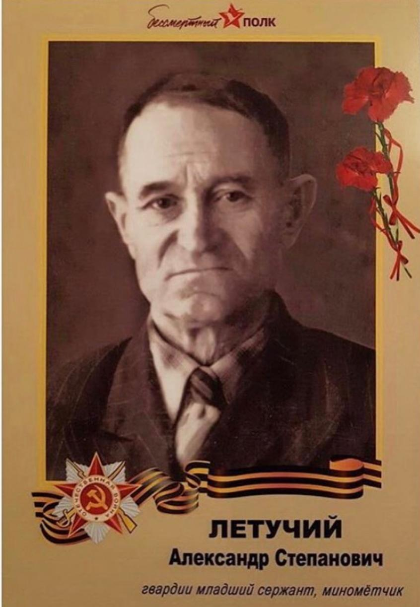 Летучий Александр Степанович