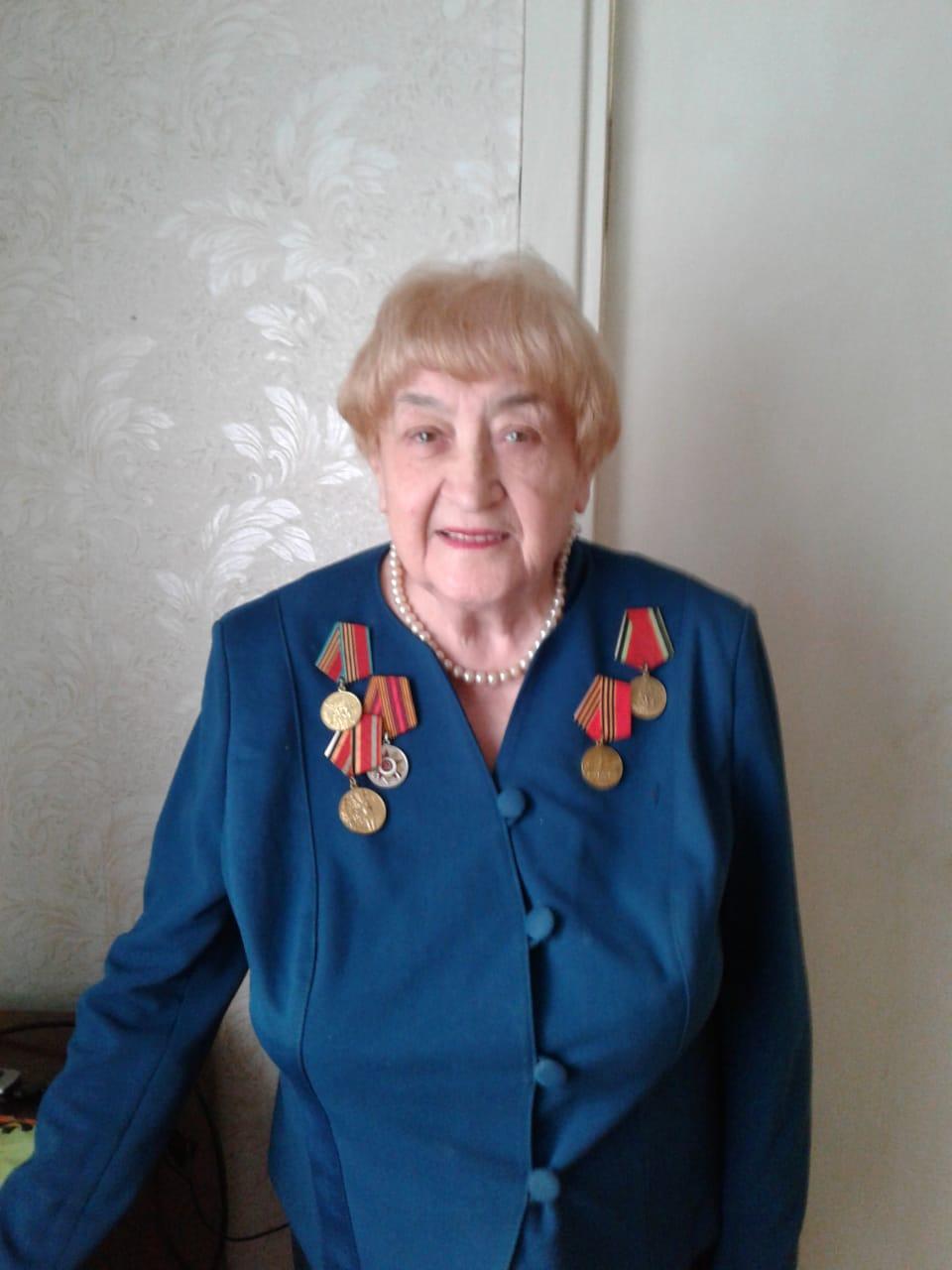 Лия Матвеевна Ткаченко
