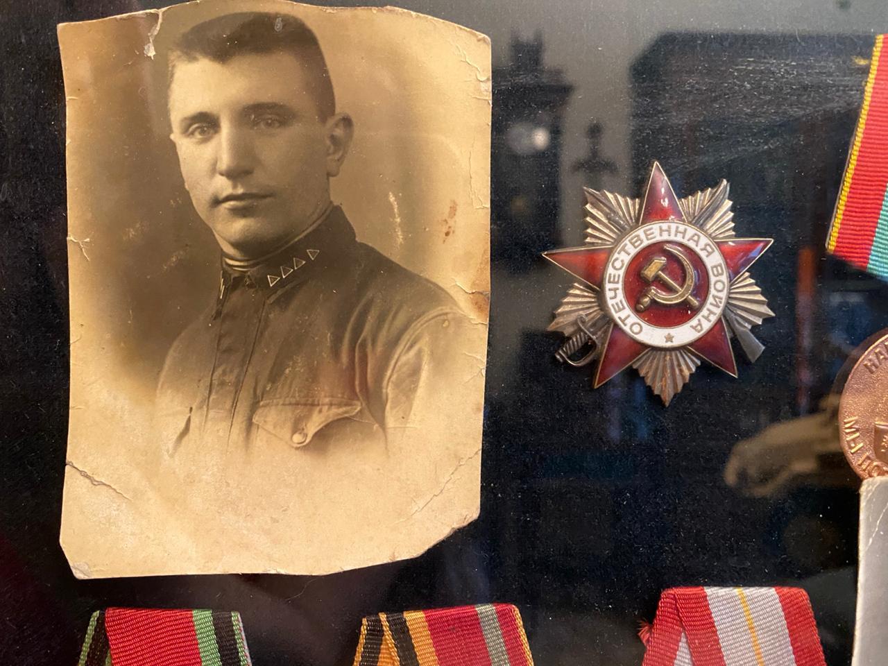 Дмитрий Иванович Гаврилин