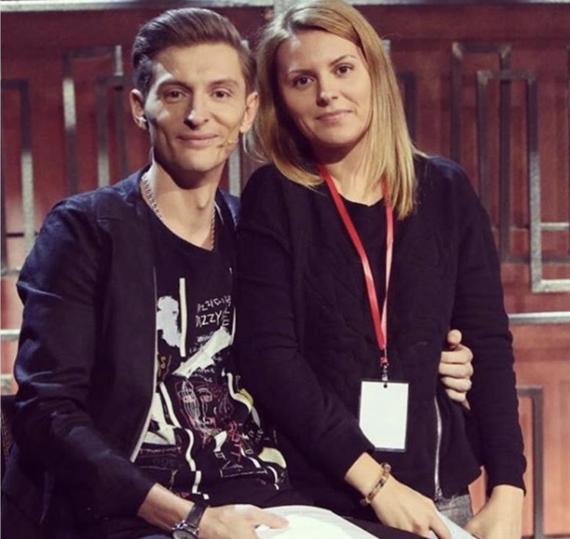 Павел Воля и Ольга