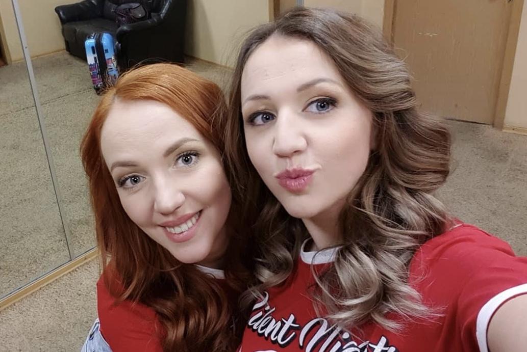 Галина Боб и Татьяна