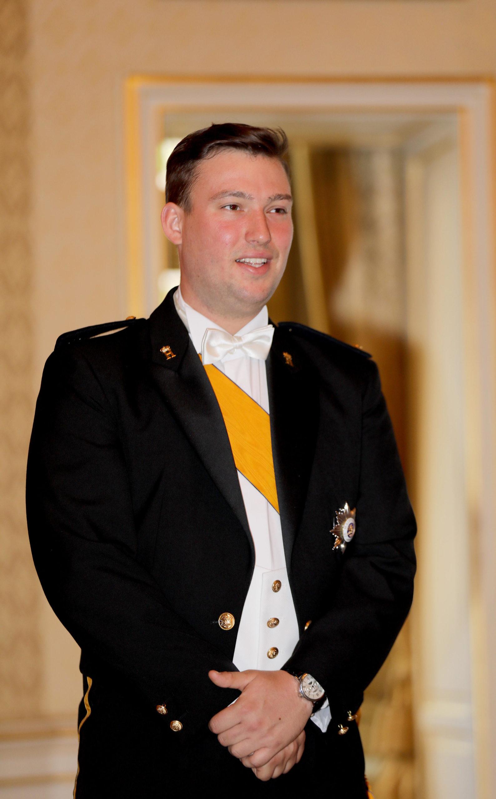 Принц Себастьян (Фото: legion-media.ru)