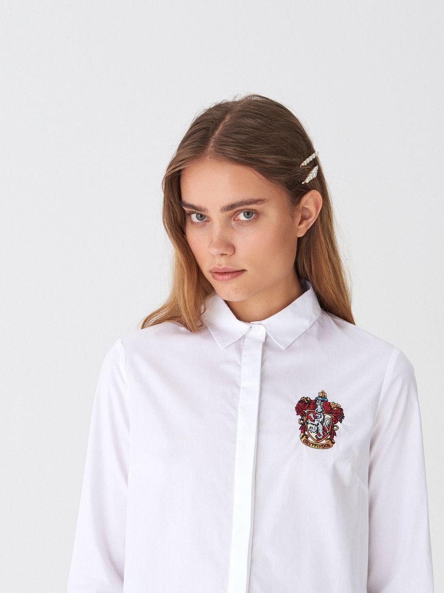 Рубашка, 1 499 руб. (HouseBrand.com)