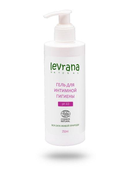 Levrana, гель для интимной гигиены. Идеально подходит для ежедневного использования и стоит, кстати, недорого