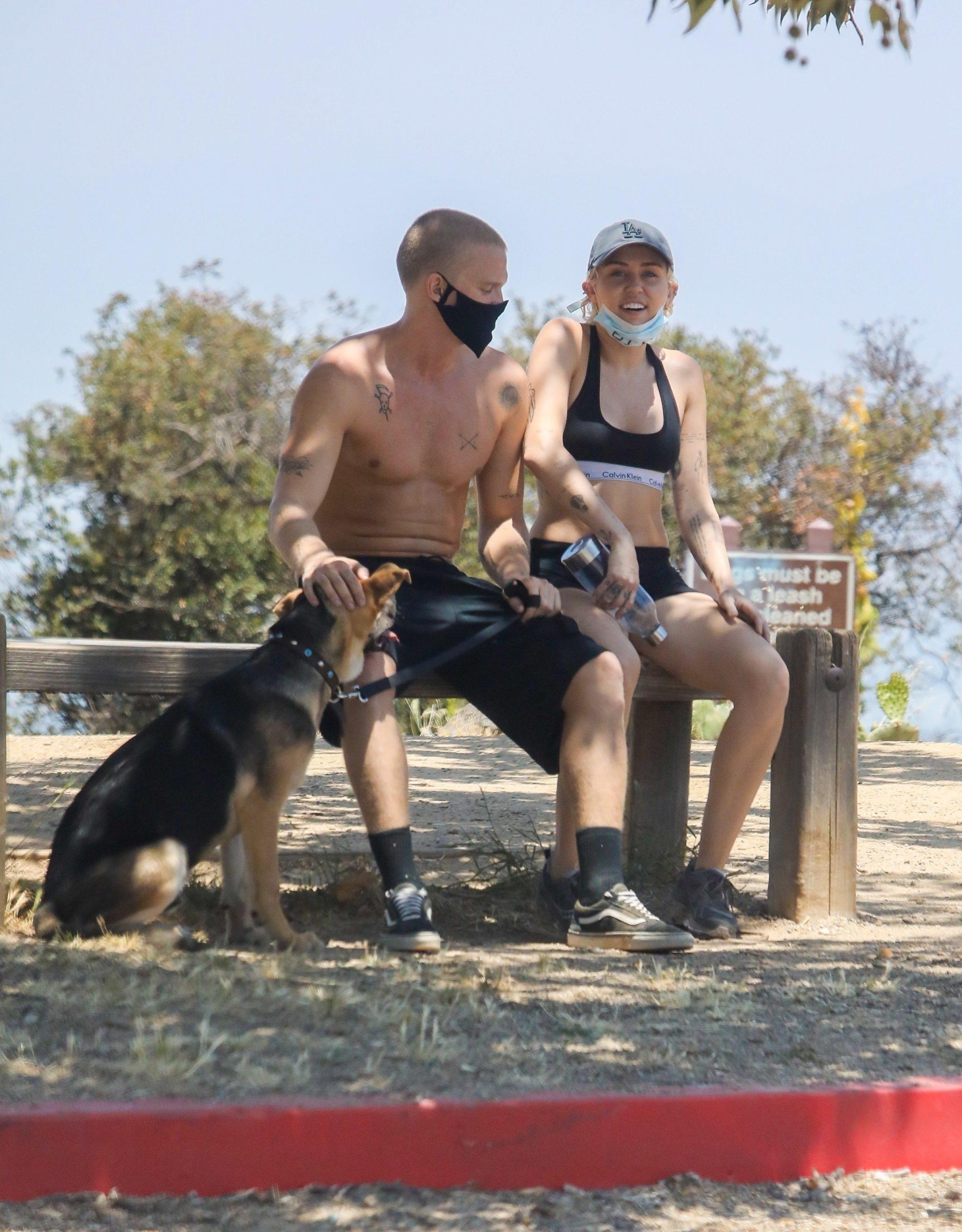 Майли Сайрус и Коди Симпсон (Фото: Legion-media)