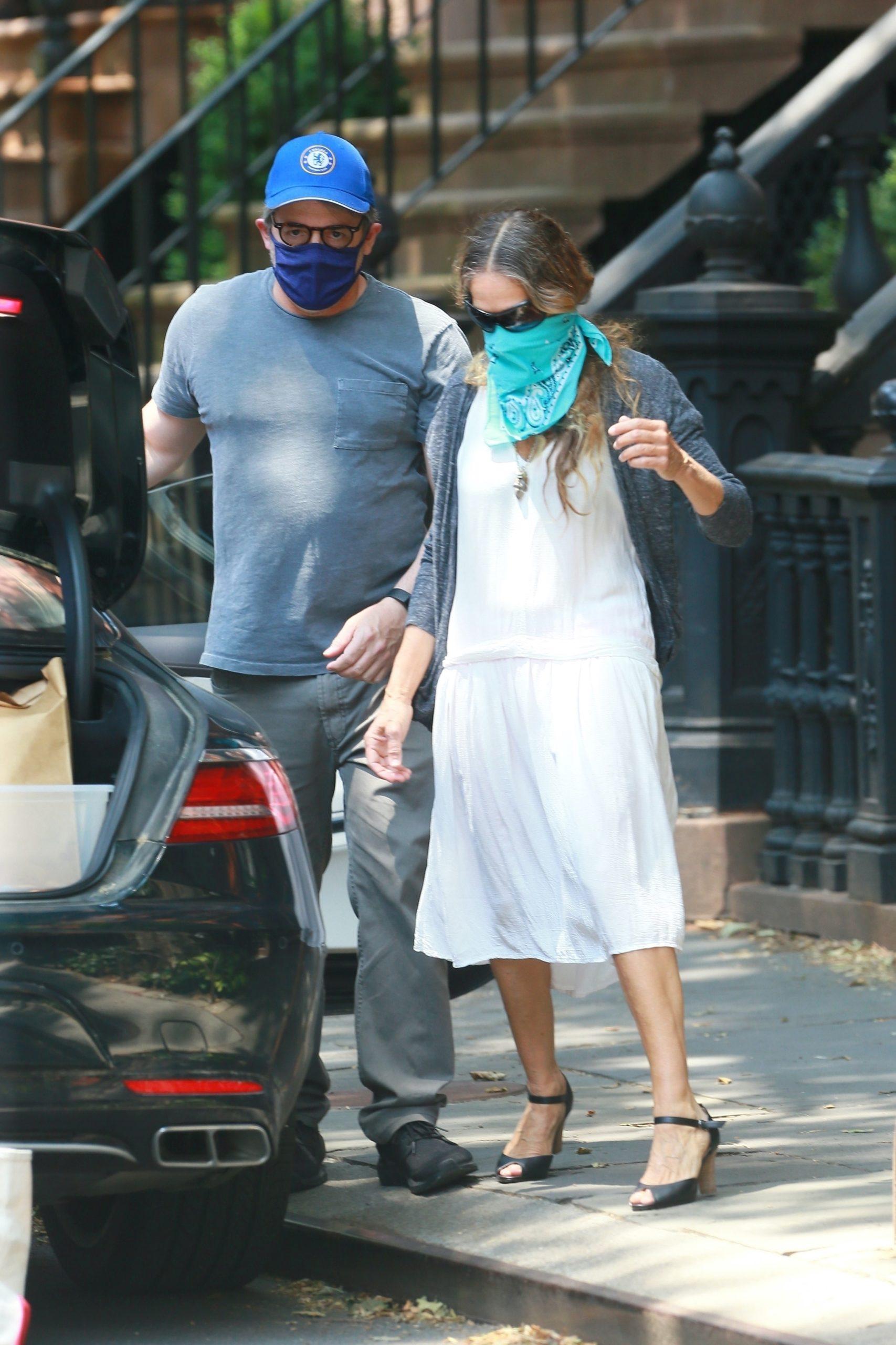 Мэттью Бродерик и Сара Джессика Паркер (Фото: Legion-media)