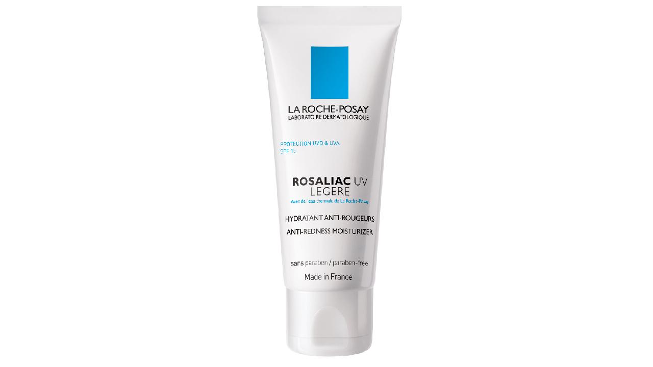 Увлажняющее средство для усиления защитной функции кожи, склонной к покраснениям Rosaliac UV Legere