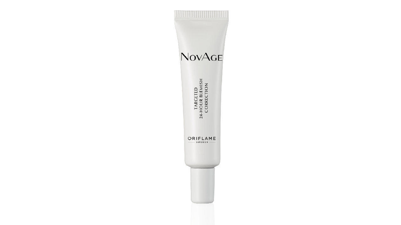 Гель против воспалений NovAge Oriflame
