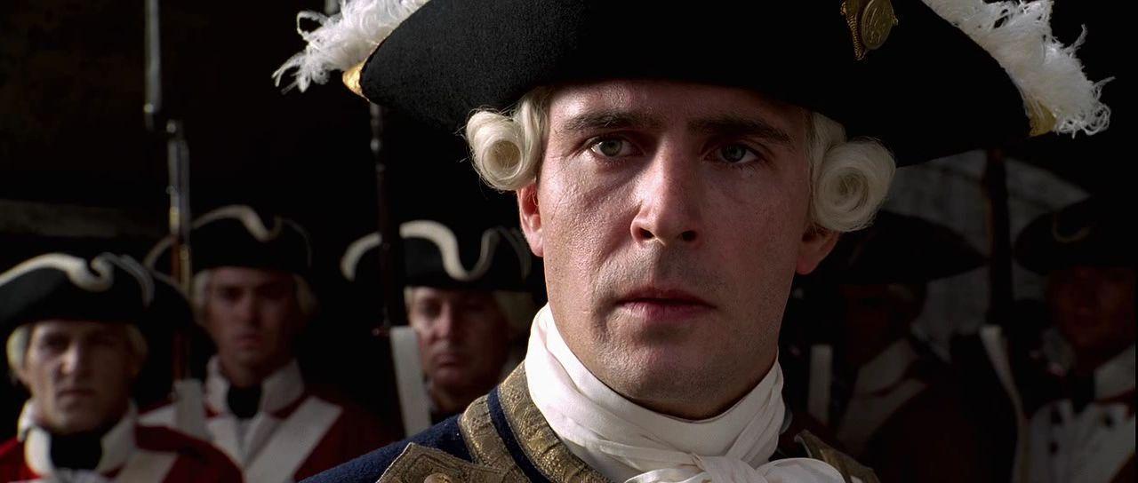 Джек Дэвенпорт (командор Норингтон)