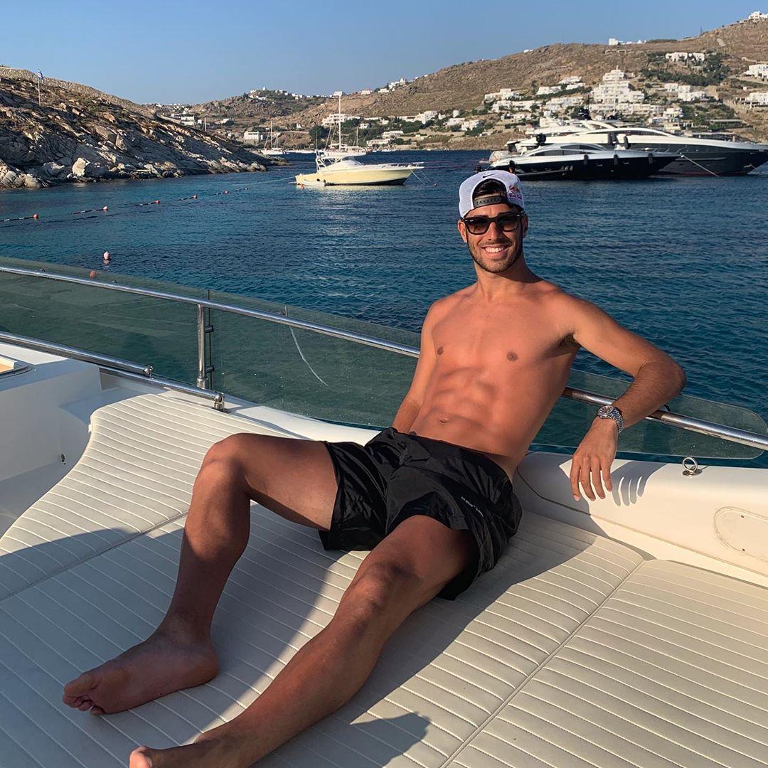 Марко Асенсио (Instagram: @marcoasensio10)