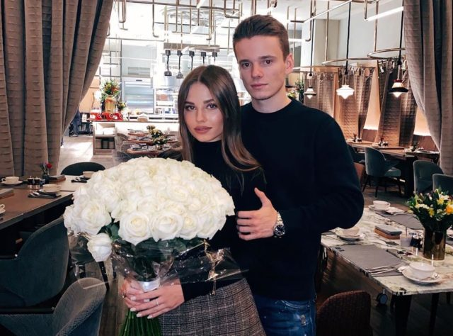 День «Икс»: сын Валерии Арсений Шульгин и Лиана Волкова сыграли свадьбу