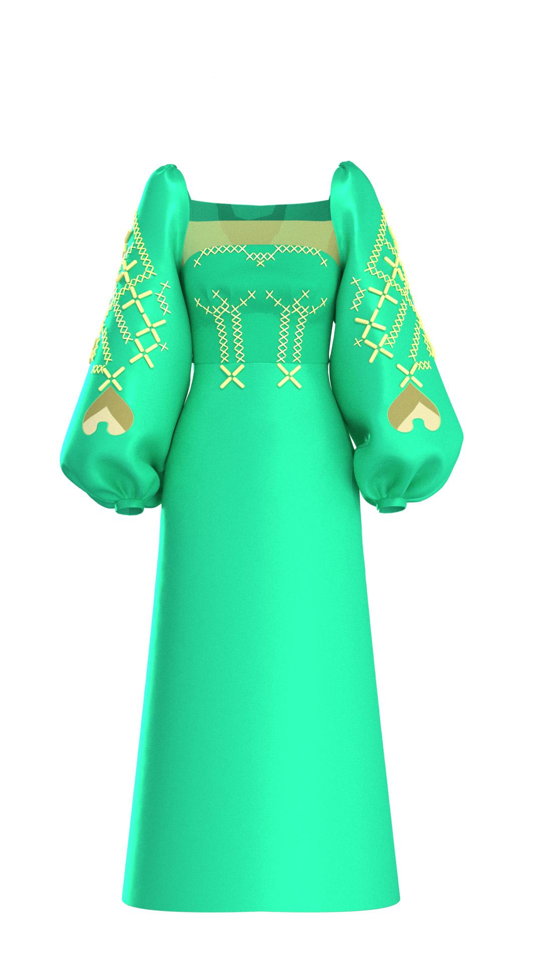 Alena Akhmadullina запускает продажу виртуальной одежды