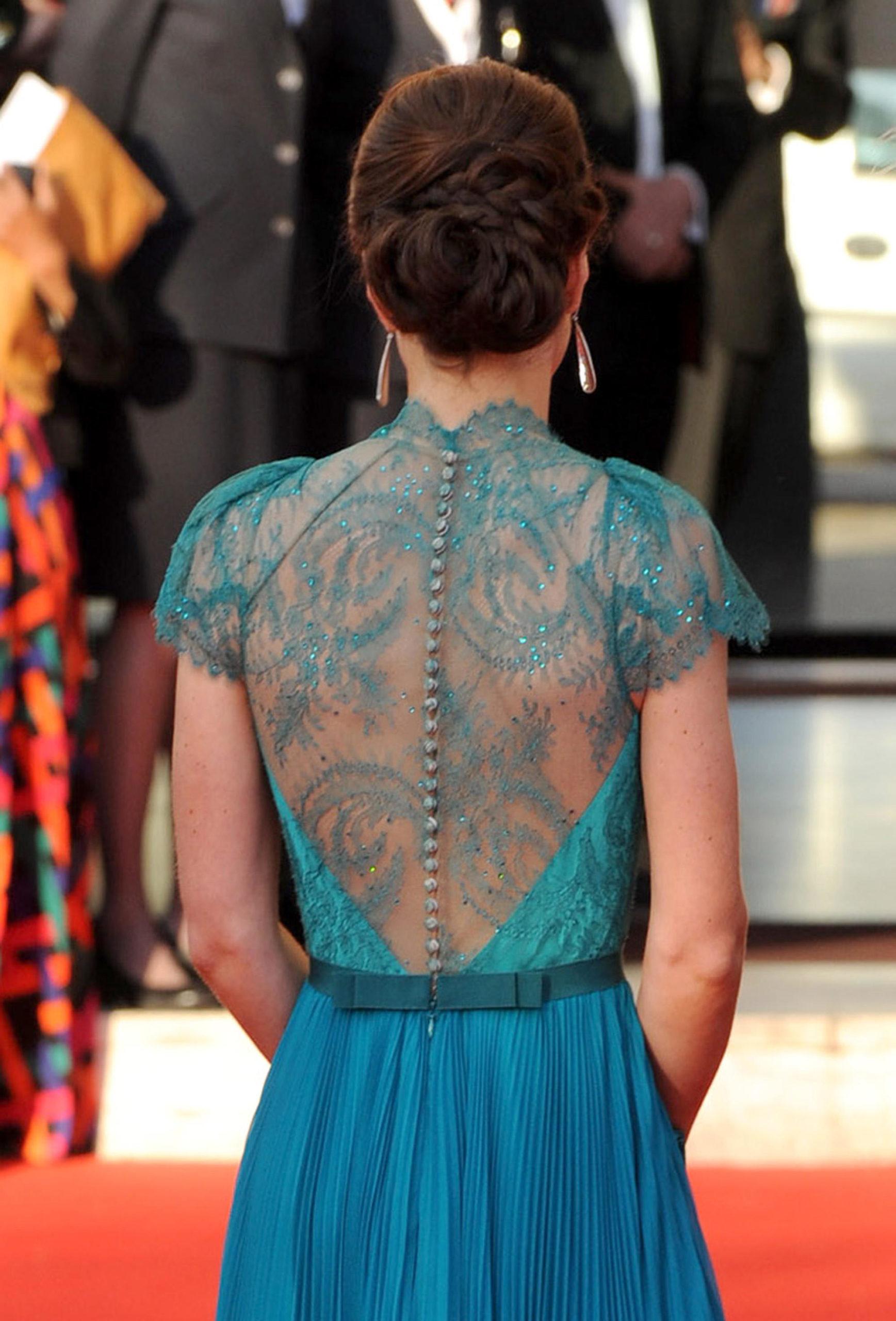 Кейт Миддлтон, 2012 (Фото: legion-media.ru)