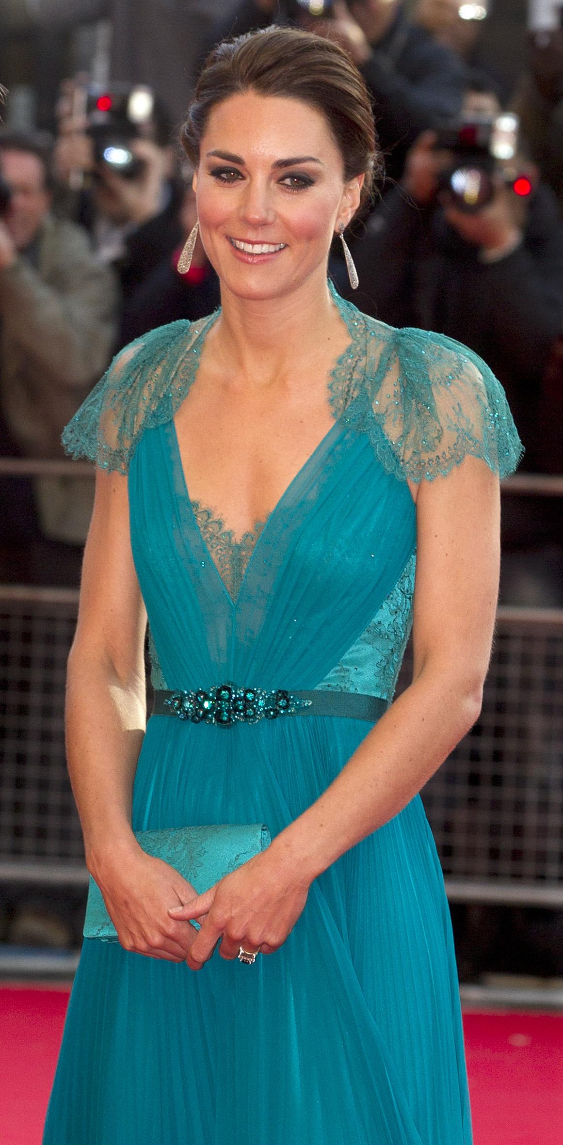 Кейт Миддлтон, 2012