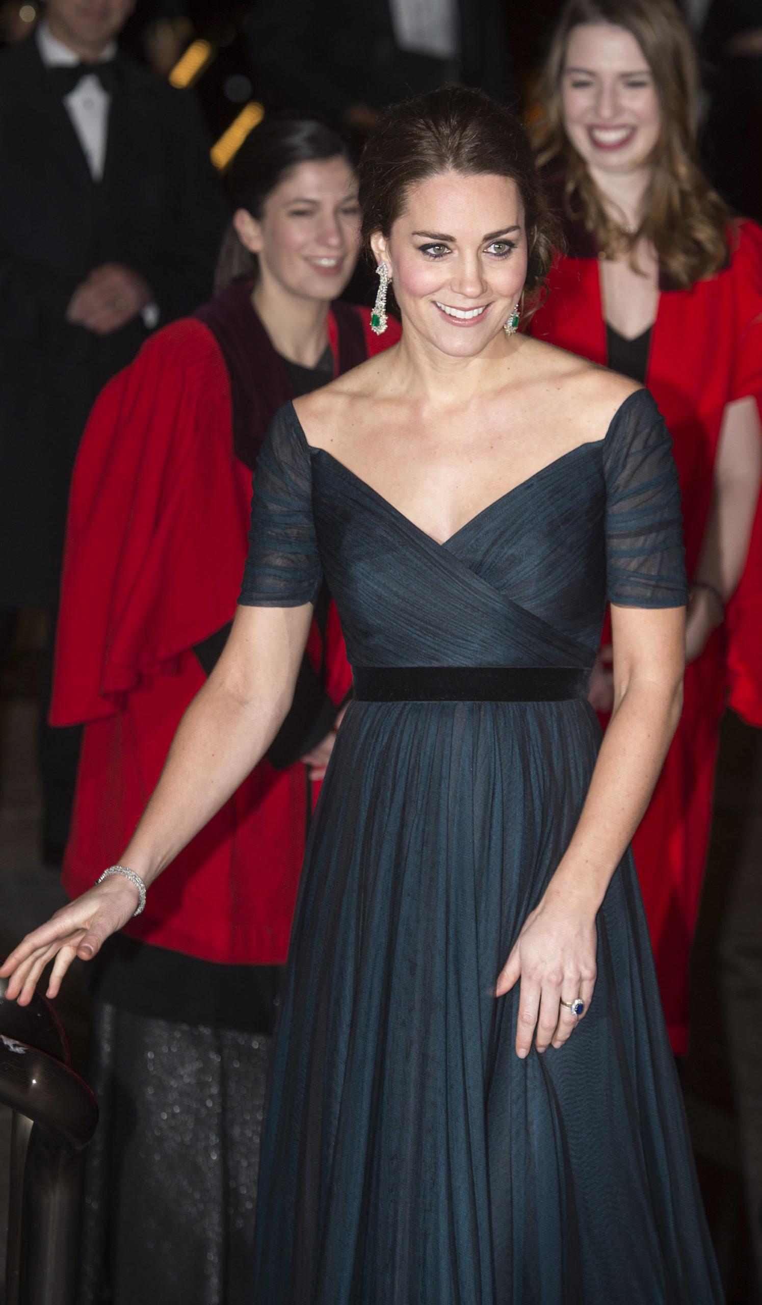 Кейт Миддлтон, 2014