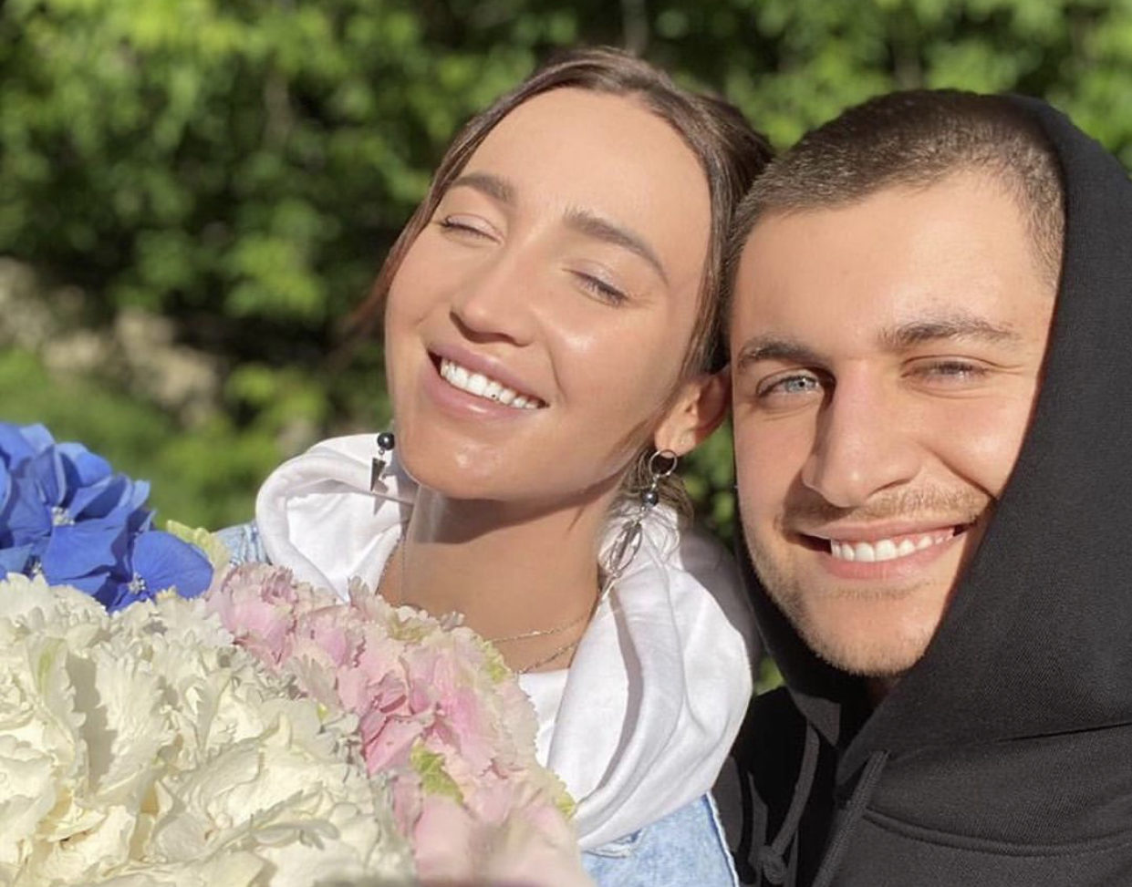 14 месяцев вместе: как Ольга Бузова и Дава отметили эту дату