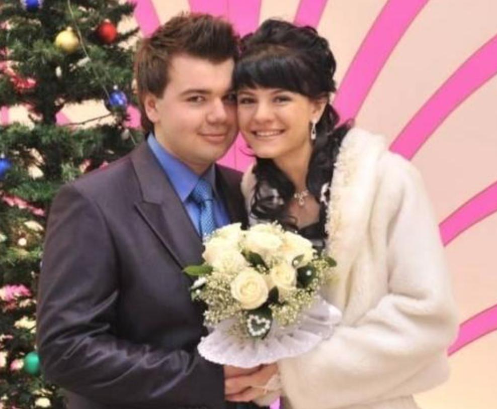 Михаил и Елена Казаковы