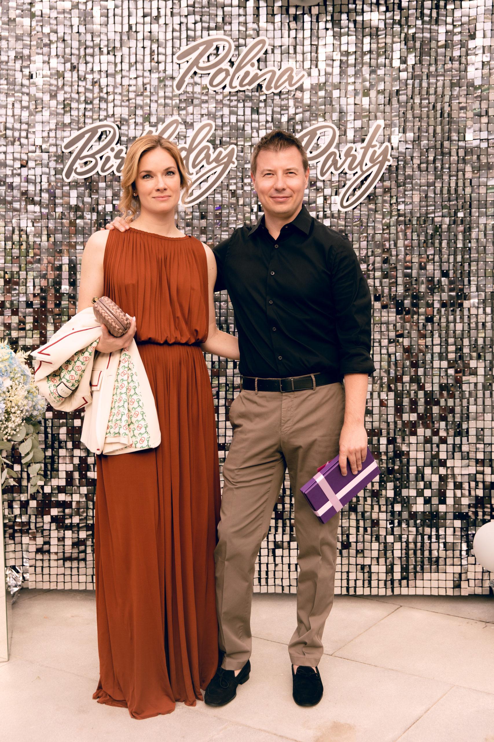Денис Китаев и Татьяна Добродеева