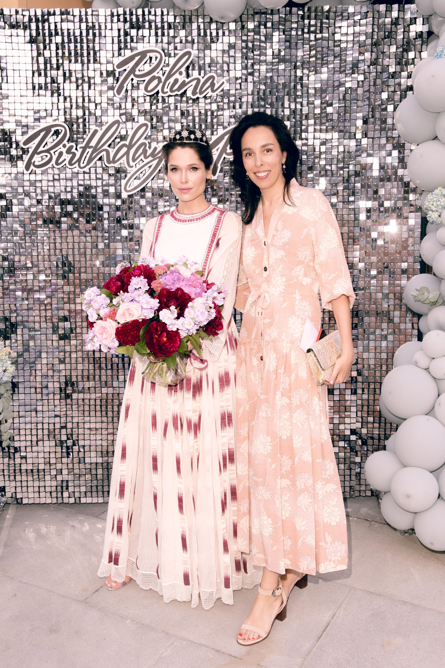 Полина Аскери-Белоцерковская и Софья Троценко