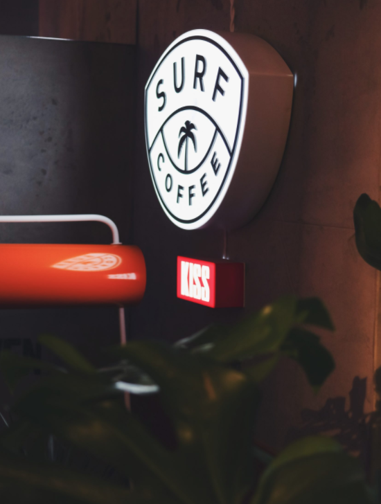 Фото: Surf Coffee