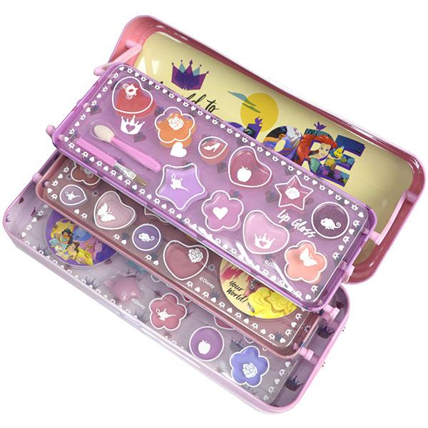 Markwins 1599021E Princess, Игровой набор детской декоративной косметики в пенале