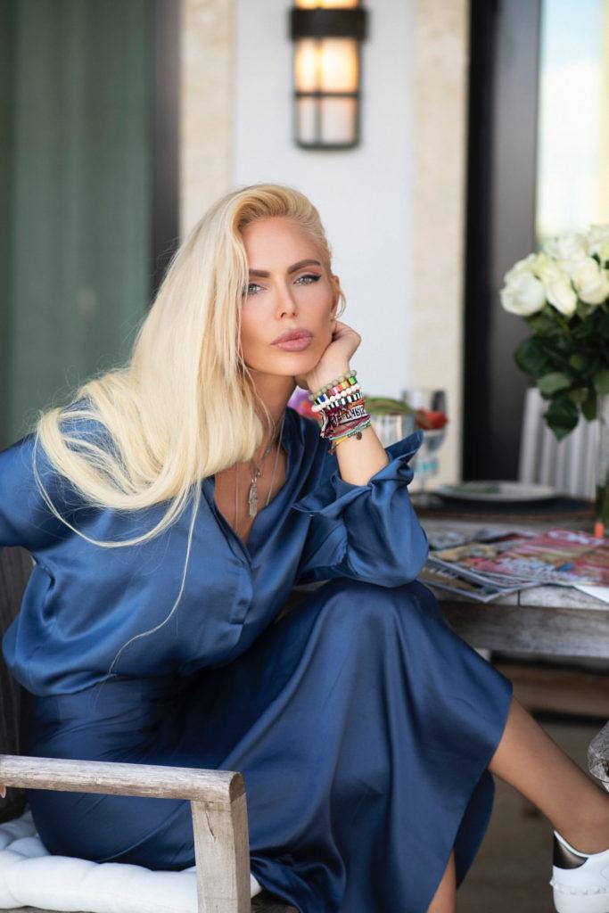Модный совет: какие цвета носить блондинкам