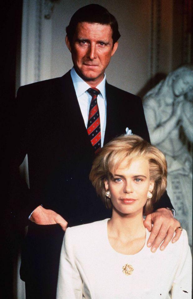 Серена Скотт-Томас, «Диана: Её подлинная история» (1993)
