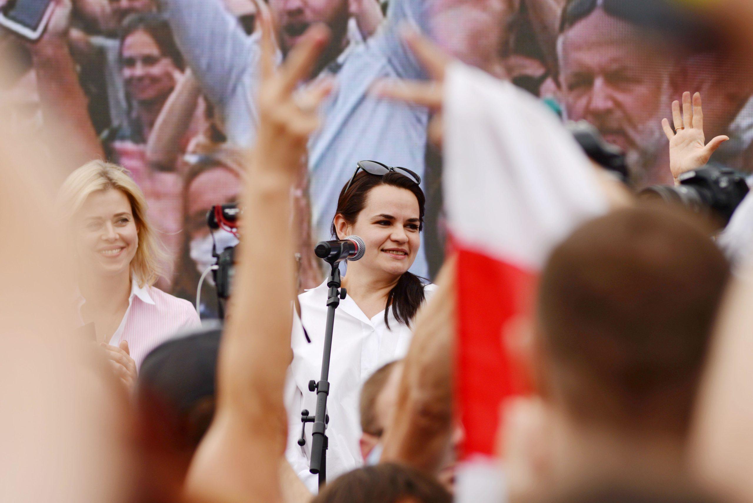 Светлана Тихановская (Фото: legion-media.ru)