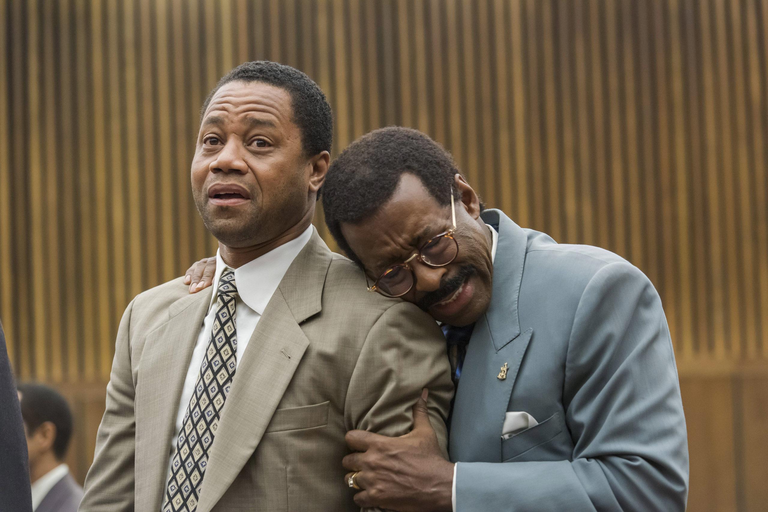 Кадр из сериала «Американская история преступлений»