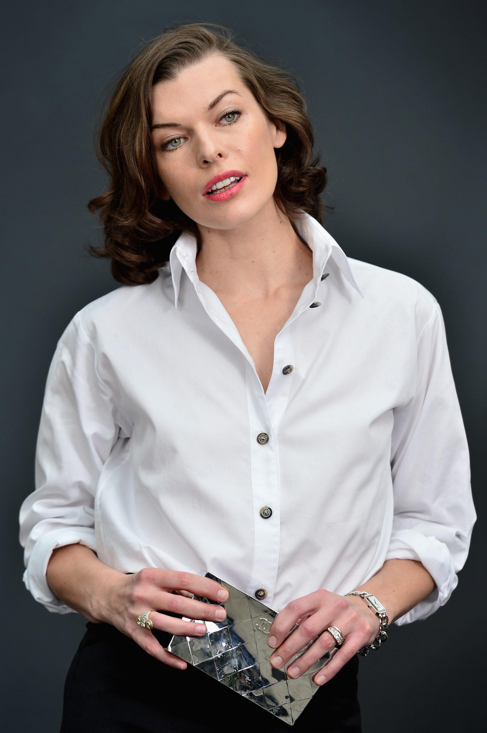 Милла Йовович