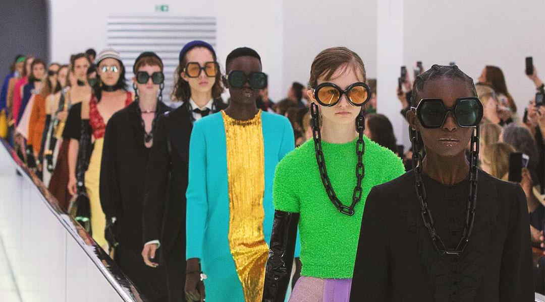 Новый флешмоб в TikTok: пользователи одеваются, как модели