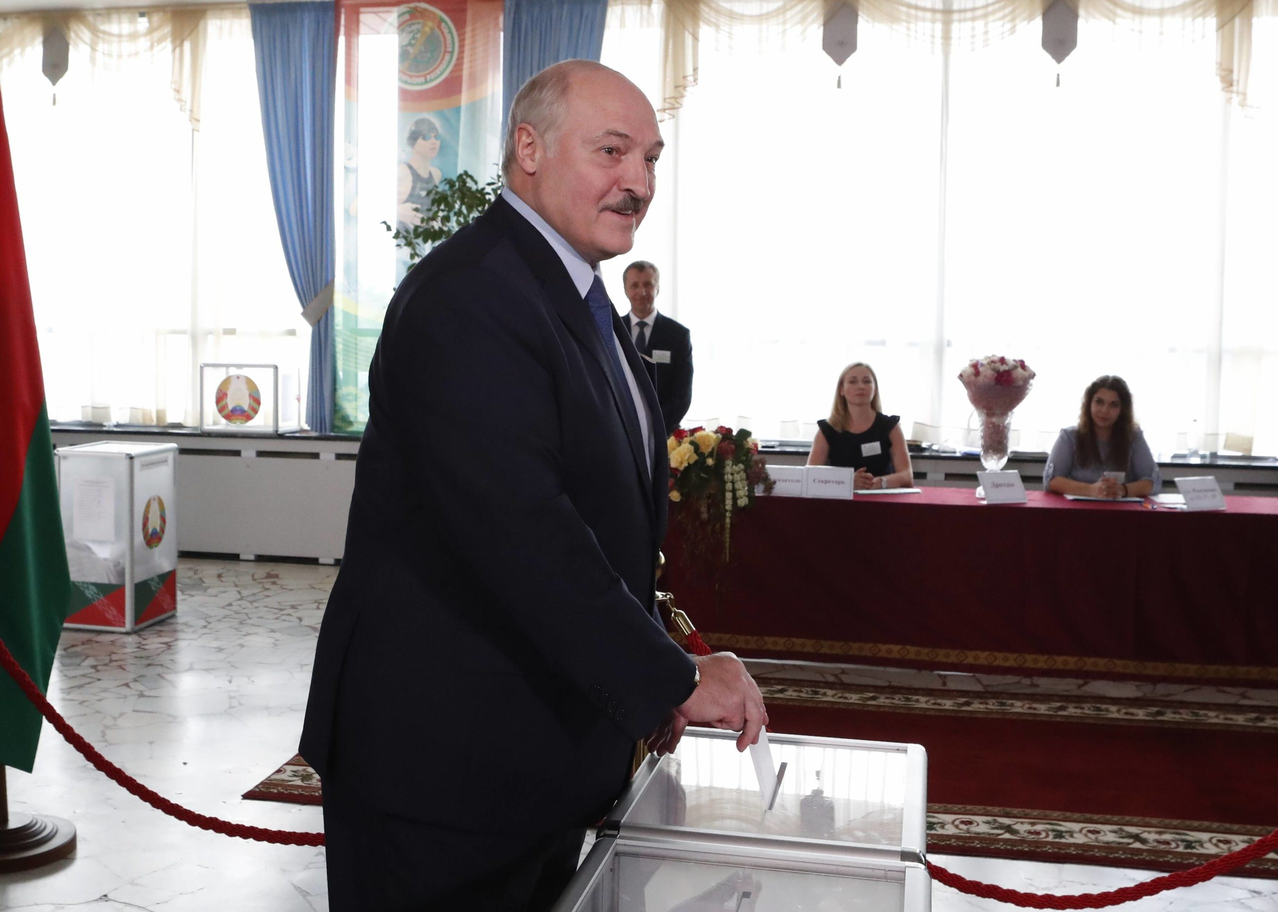 Александр Лукашенко (Фото: legion-media.ru)
