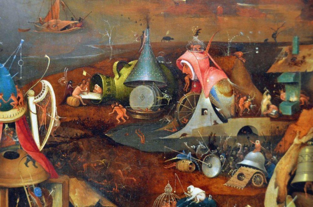 Картина Иеронима Босха