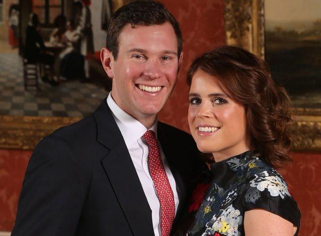Одиннадцатый в очереди на королевский престол: принцесса Евгения и Джек Бруксбэк ждут первенца