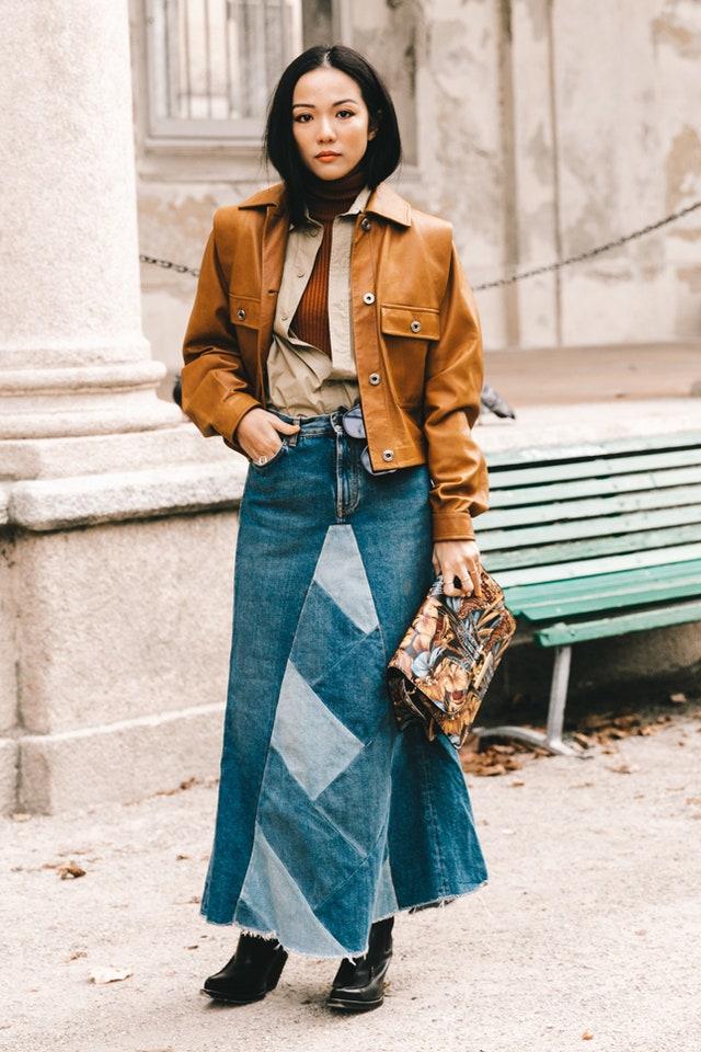 Тренд сезона: как носить кожу этой осенью и выглядеть стильно