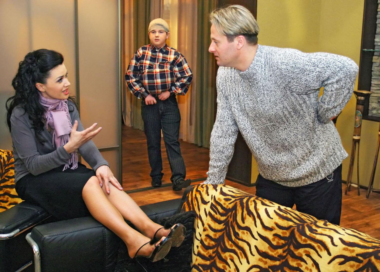 Не смотрите, что я плохо одет: звезда «Моей прекрасной няни» Павел Сердюк работает в автосервисе