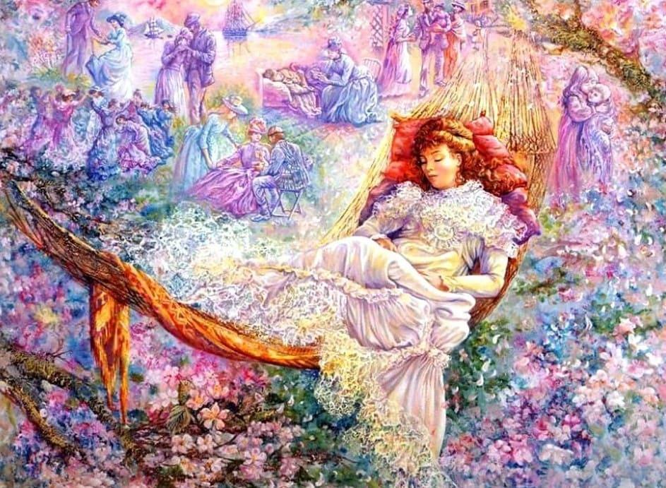 Картина Жозефины Уолл