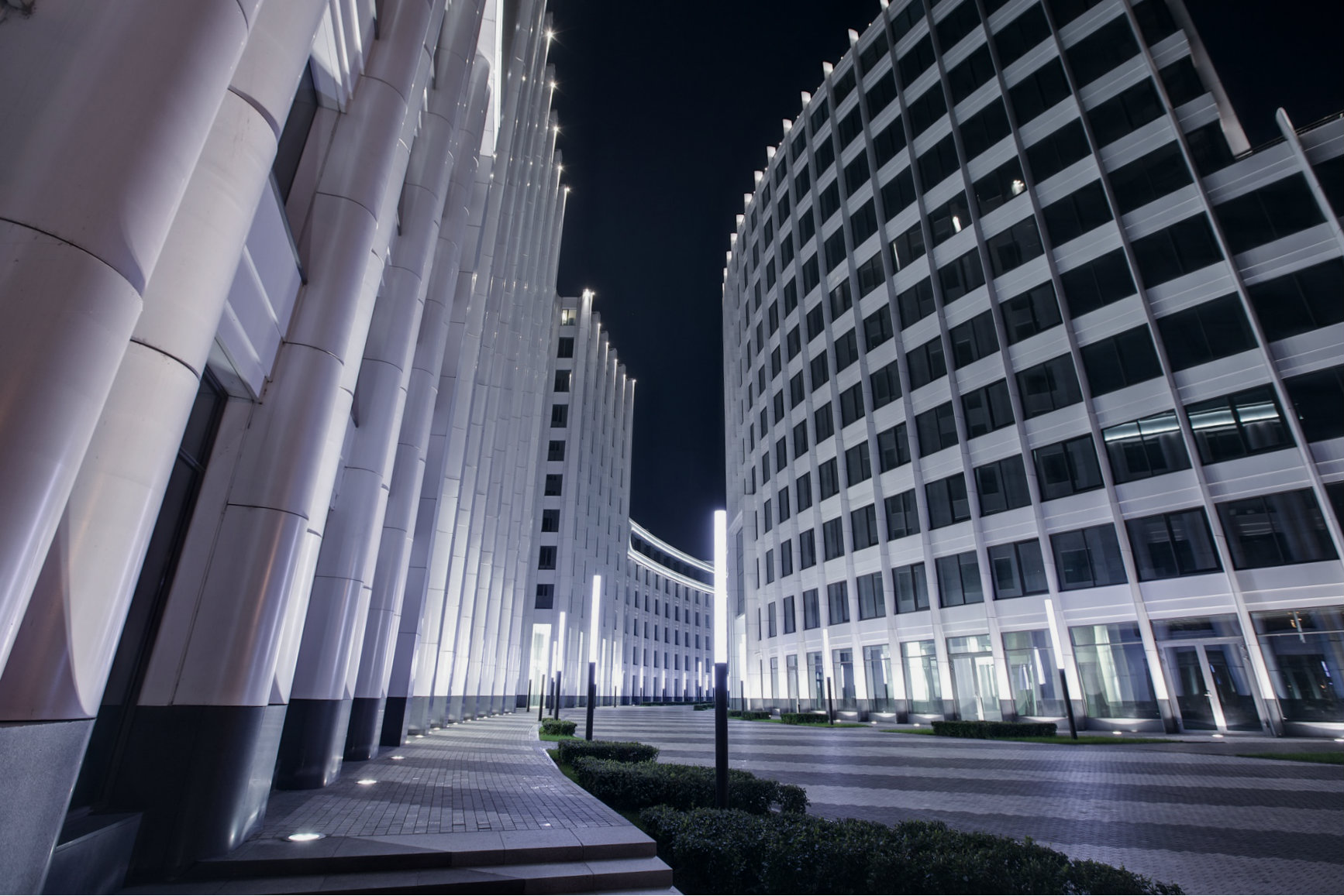 Бизнес центр Аквамарин (фото: аквамарин3.рф)