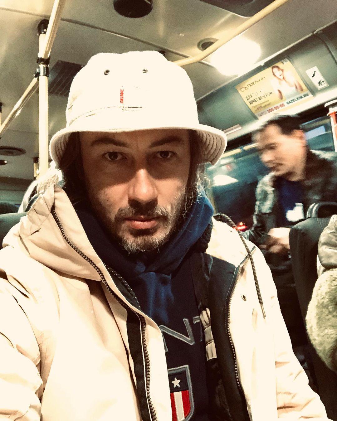 Дмитрий Анохин. Фото: @choovibro